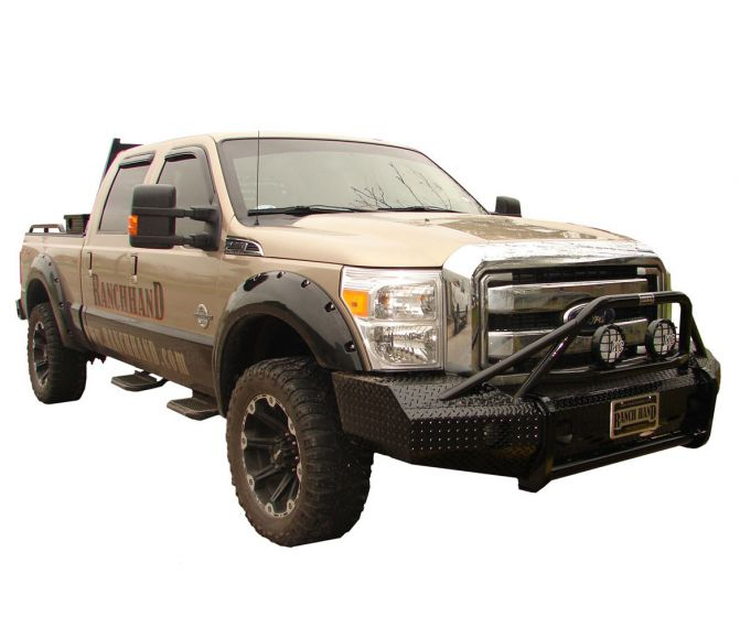 Ranch Hand Grill Guards B Amp K Truck Accessories